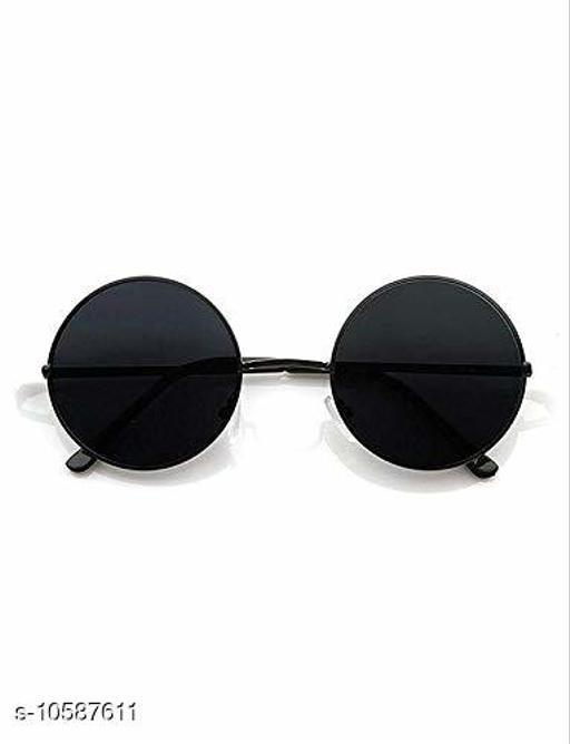 Black Round Sunglasses for Men And Women