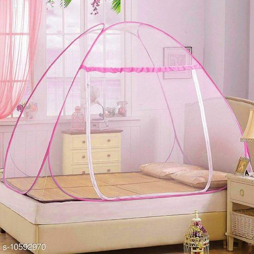Mosquito Protection mosquito net   *Pack* Pack of 1  *Sizes Available* Free Size *    Catalog Name: Fancy Mosquito Net CatalogID_1939423 C134-SC1629 Code: 259-10592970-