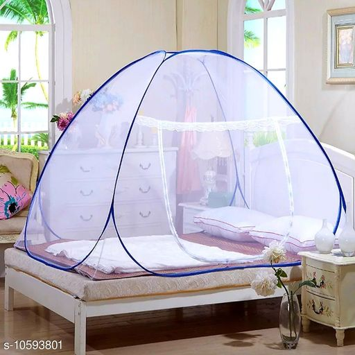 Mosquito Protection mosquito net   *Pack* Pack of 1  *Sizes Available* Free Size *    Catalog Name: Fancy Mosquito Net CatalogID_1939615 C134-SC1629 Code: 259-10593801-