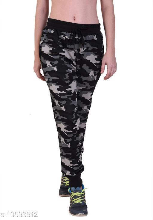 Sportswear Bottoms Trak pant  *Fabric* Cotton  *Pattern* Printed  *Sizes*  42  *Sizes Available* 42 *    Catalog Name: Unique Women Sports & Activewear Bottoms CatalogID_1940890 C78-SC1059 Code: 064-10598912-