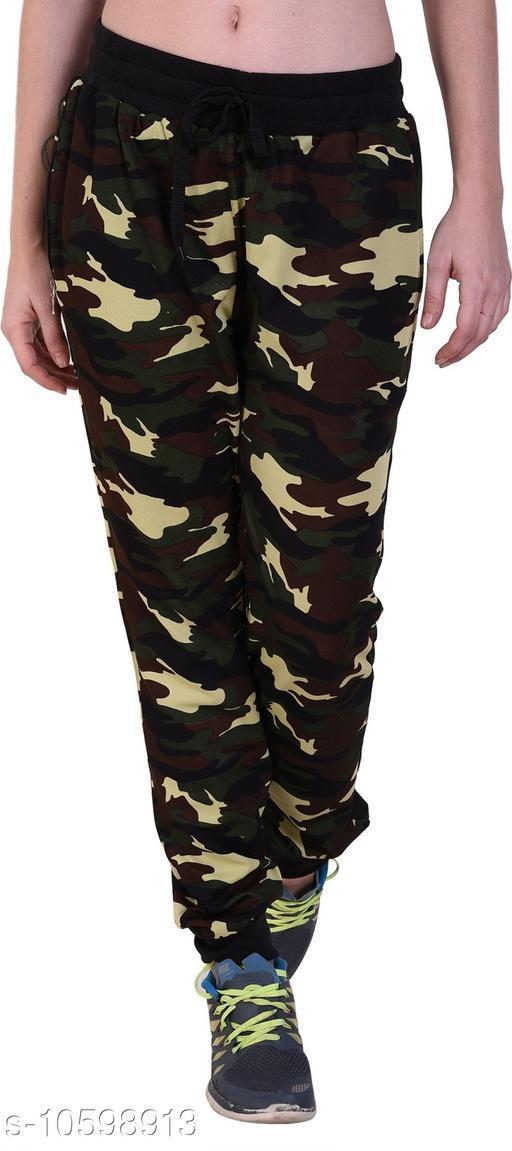 Sportswear Bottoms Trak pant  *Fabric* Cotton  *Pattern* Printed  *Sizes*  42  *Sizes Available* 42 *    Catalog Name: Unique Women Sports & Activewear Bottoms CatalogID_1940890 C78-SC1059 Code: 064-10598913-