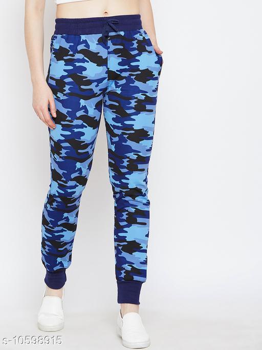 Sportswear Bottoms Trak pant  *Fabric* Cotton  *Pattern* Printed  *Sizes*  42  *Sizes Available* 42 *    Catalog Name: Unique Women Sports & Activewear Bottoms CatalogID_1940890 C78-SC1059 Code: 064-10598915-