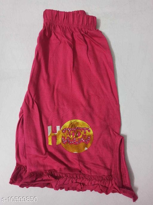Shorts & Capris Agile Classy Girls Trousers, Shorts & Capris  *Fabric* Cotton  *Sizes*  6-7 Years  *Sizes Available* 6-7 Years *    Catalog Name: Flawsome Elegant Girls Trousers, Shorts & Capris CatalogID_1941068 C62-SC1146 Code: 902-10599850-