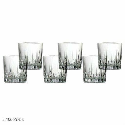 WHISKY DUBAI GLASS 300 ml (4 pic)
