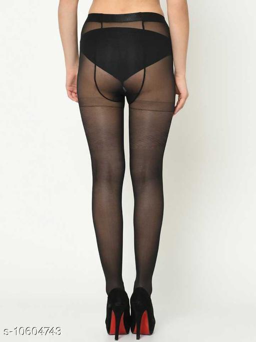 Stockings Stylish Women Stockings  *Fabric* Nylon  *Multipack* 1  *Sizes*  Free Size  *Sizes Available* Free Size *    Catalog Name: Stylus Women Stockings CatalogID_1942111 C76-SC1055 Code: 662-10604743-