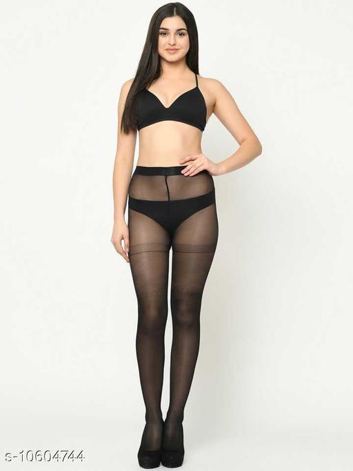 Stockings Stylus Women Stockings  *Fabric* Nylon  *Multipack* 1  *Sizes*  Free Size  *Sizes Available* Free Size *    Catalog Name: Stylus Women Stockings CatalogID_1942111 C76-SC1055 Code: 662-10604744-