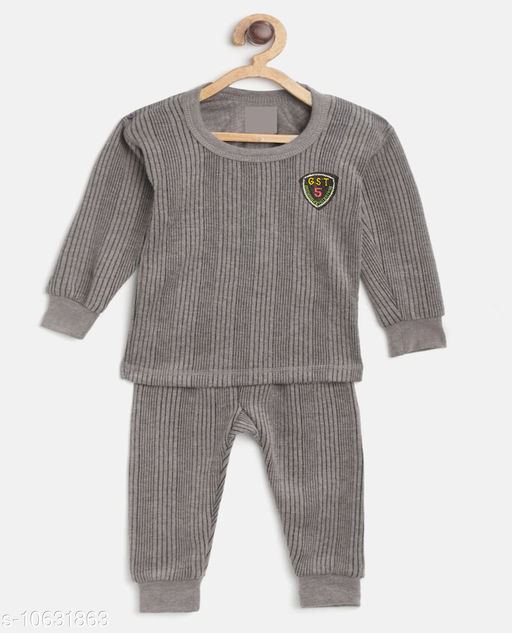 Thermals Kid's Unisex Thermal Set  Fabric: Cotton Sleeve Length: Long Sleeves Type: Set Multipack: 1 Sizes:  3-6 Months (Top Bust Size: 14 in, Top Length Size: 14 in, Bottom Waist Size: 14 in, Bottom Length Size: 14 in, Bottom Hip Size: 14 in)  4-5 Years (Top Bust Size: 26 in, Top Length Size: 26 in, Bottom Waist Size: 26 in, Bottom Length Size: 26 in, Bottom Hip Size: 26 in)  3-4 Years (Top Bust Size: 26 in, Top Length Size: 26 in, Bottom Waist Size: 24 in, Bottom Length Size: 24 in, Bottom Hip Size: 24 in)  6-12 Months (Top Bust Size: 16 in, Top Length Size: 16 in, Bottom Waist Size: 16 in, Bottom Length Size: 16 in, Bottom Hip Size: 16 in)  12-18 Months (Top Bust Size: 18 in, Top Length Size: 18 in, Bottom Waist Size: 18 in, Bottom Length Size: 18 in, Bottom Hip Size: 18 in)  18-24 Months (Top Bust Size: 20 in, Top Length Size: 20 in, Bottom Waist Size: 20 in, Bottom Length Size: 20 in, Bottom Hip Size: 20 in)  2-3 Years (Top Bust Size: 22 in, Top Length Size: 22 in, Bottom Waist Size: 22 in, Bottom Length Size: 22 in, Bottom Hip Size: 22 in)  Sizes Available: 0-3 Months, 0-6 Months, 3-6 Months, 6-9 Months, 6-12 Months, 9-12 Months, 12-18 Months, 18-24 Months, 0-1 Years, 1-2 Years, 2-3 Years, 3-4 Years, 4-5 Years *Proof of Safe Delivery! Click to know on Safety Standards of Delivery Partners- https://ltl.sh/y_nZrAV3  Catalog Rating: ★3.8 (558)  Catalog Name: Smarty Casual Kids Girls Thermals CatalogID_1949055 C62-SC1163 Code: 382-10631863-
