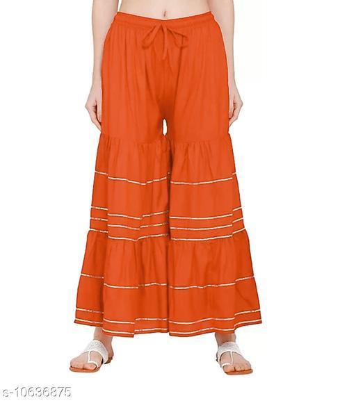 Stylish Rayon Sharara for Women