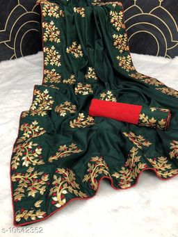 Fancy Wark Saree