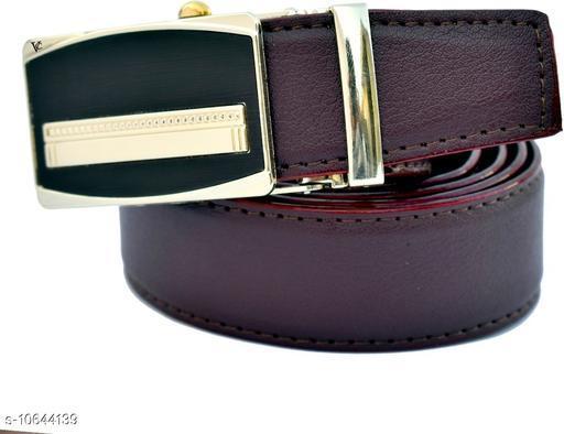 Stylish mens belt