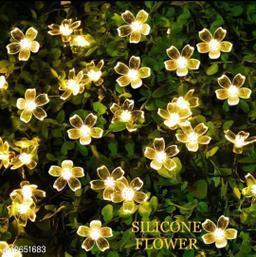 NEW_MAYNEISHA (SET OF 2)SILICON FLOWER LIGHT FOR DECOATION