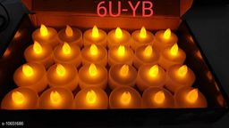 MAYNEISHA (PACK OF 24)BATTERY OPRATED DIA FOR DIWALI HOME DECORATION