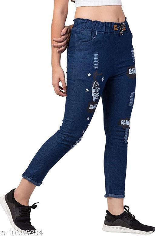 Flying Girls Women Jeans