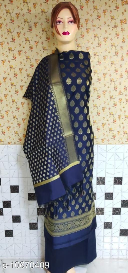 Banarsi Silk Suit