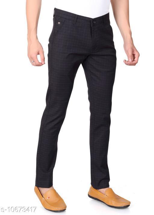 Trousers Men Trousers  *Fabric* Cotton  *Sizes*   *28 (Waist Size* 28 in, Length Size  *Sizes Available* 28 *    Catalog Name: Stylish Unique Men Trousers CatalogID_1959195 C69-SC1212 Code: 219-10673417-