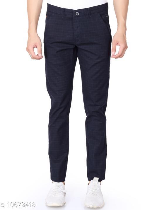 Trousers Men Trousers  *Fabric* Cotton  *Sizes*   *28 (Waist Size* 28 in, Length Size  *Sizes Available* 28 *    Catalog Name: Stylish Unique Men Trousers CatalogID_1959195 C69-SC1212 Code: 219-10673418-
