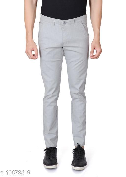 Trousers Men Trousers  *Fabric* Cotton  *Sizes*   *28 (Waist Size* 28 in, Length Size  *Sizes Available* 28 *    Catalog Name: Stylish Unique Men Trousers CatalogID_1959195 C69-SC1212 Code: 219-10673419-