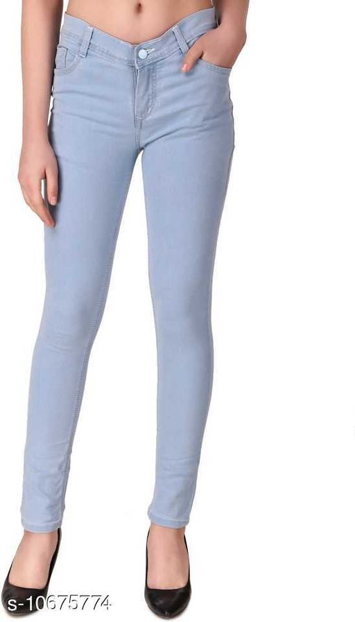 Jeans Classic Fabulous Women Jeans Fabric: Silky Denim Pattern : Solid Multipack: 1 Sizes: 28 (Waist Size: 28 in, Length Size: 39 in) 30 (Waist Size: 30 in, Length Size: 39 in) 32 (Waist Size: 32 in, Length Size: 39 in) 34 (Waist Size: 34 in, Length Size: 39 in) 36 (Waist Size: 36 in, Length Size: 39 in) Sizes Available: 28, 30, 32, 34, 36 *Proof of Safe Delivery! Click to know on Safety Standards of Delivery Partners- https://ltl.sh/y_nZrAV3   Catalog Name: Classic Fabulous Women Jeans CatalogID_1959757 C79-SC1032 Code: 624-10675774-
