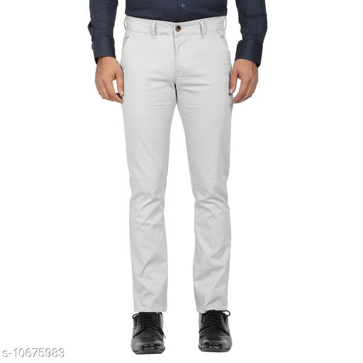 Trousers Mens Formal Trousers  *Fabric* Satin  *Sizes*   *30 (Waist Size* 30 in, Length Size  *Sizes Available* 30 *    Catalog Name: Fashionable Fashionista Men Trousers CatalogID_1959810 C69-SC1212 Code: 776-10675983-