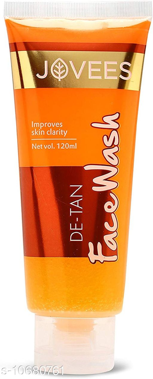 Jovees De-Tan Face wash (Pack Of 1