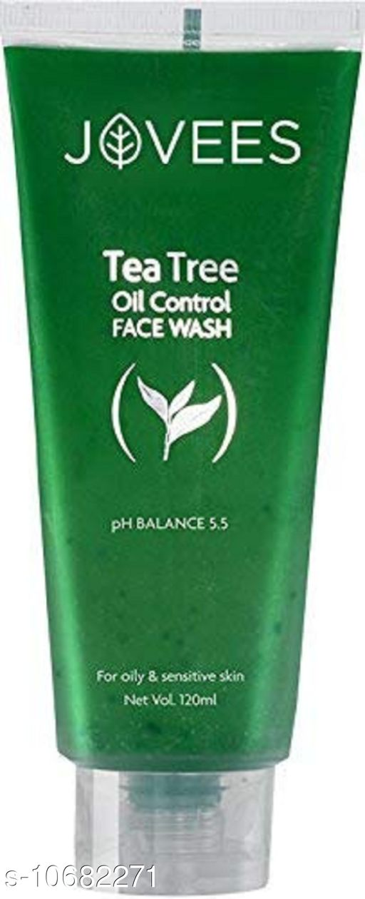 Jovees Tea Tree Face wash (Pack Of 1)