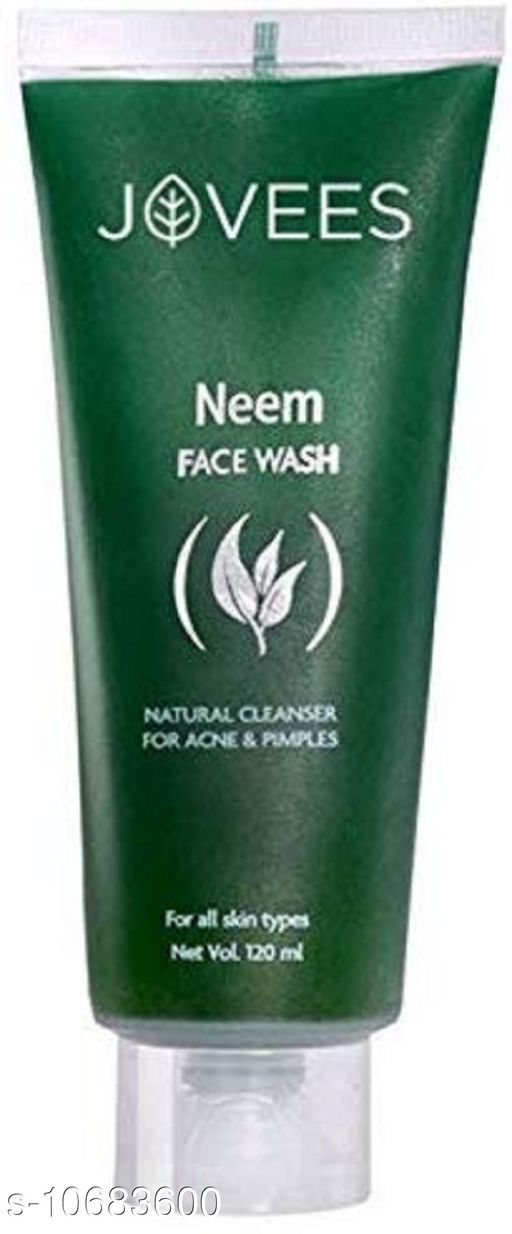 Jovees Neem Face wash (Pack Of 1)