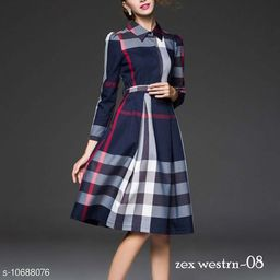 Classy Zex Western Wear Dresses