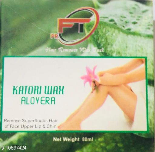 Removal FT Alovera Katori Wax  *Type* Gel  *Capacity * 80 ml  *Multipack* 1  *Sizes Available* Free Size *    Catalog Name: Latest Hair Removal CatalogID_1964842 C50-SC1299 Code: 152-10697424-