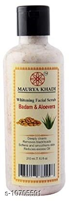 Makeup Kits Face Scrubs Face Scrubs  *Capacity * 210 ml  *Sizes Available* Free Size *    Catalog Name: Check out this trending catalog CatalogID_1966637 C51-SC1245 Code: 902-10705591-