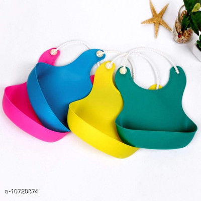 Others Baby Bibs Baby Bibs  *Material * Plastic  *Multipack * 1  *Sizes Available* Free Size *    Catalog Name: Baby Bibs CatalogID_1970353 C63-SC1325 Code: 891-10720874-
