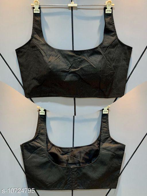 Trendy Heavy Phantom Silk Blouse