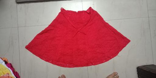 Ethnic Bottomwear - Skirts Ethnic Bottomwear - Skirts  *Fabric* COTTON CHIKEN  *Multipack* 1  *Pattern * Embroidery  *Sizes* S, M, L ( Waist Size  *Sizes Available* S, M, L *    Catalog Name: Myra Drishya Women Ethnic Skirts CatalogID_1975469 C74-SC1013 Code: 065-10743531-