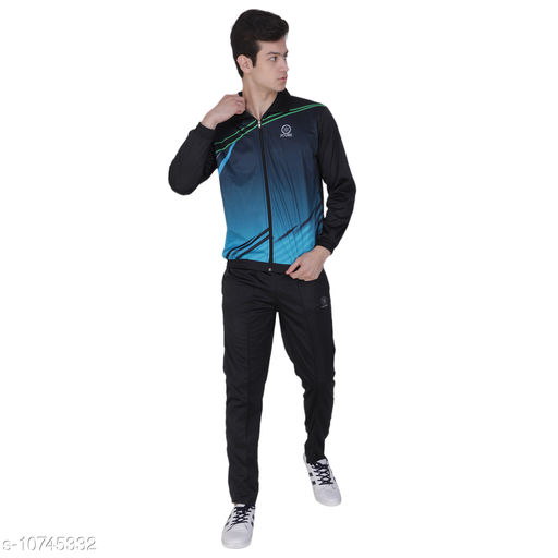 Premium SuperPoly Tracksuit for Men's Sportswear - Pack of 1