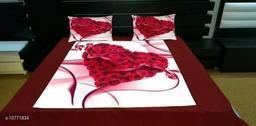 Trendy Velvet 100 X 90 Double Bedsheet