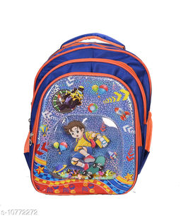 Skaters are Cool 9D School Bag