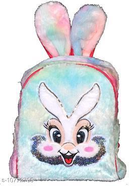 Rabbit Fur & Leather Bag