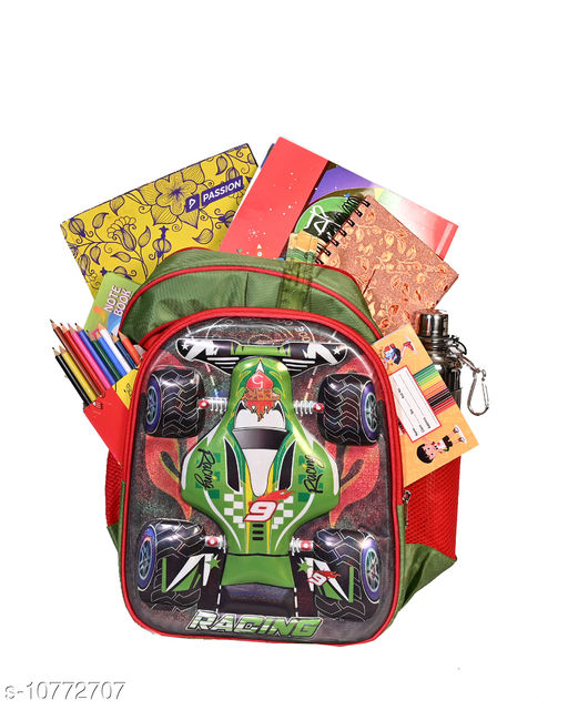 F2 Racing 6D School Bag