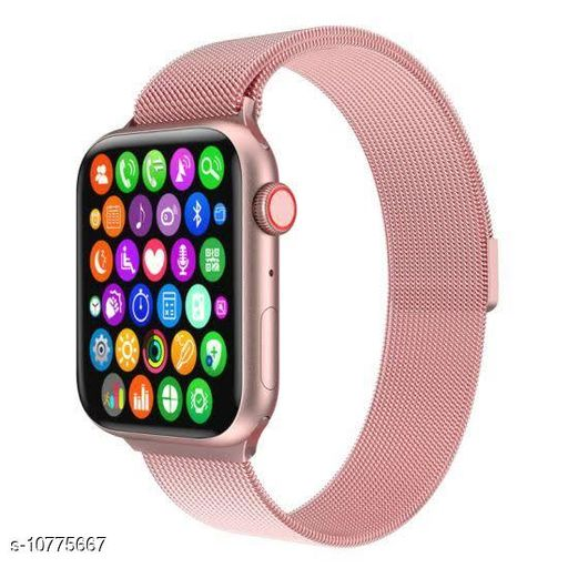 Smart watches watch  *Product Name* watch  *Sizes Available* Free Size *    Catalog Name:  Smart Watches CatalogID_1983600 C109-SC1418 Code: 7674-10775667-