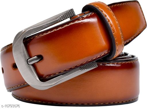 Belts Belt  *Material* Leather  *Multipack* 1  *Sizes*  34  *Sizes Available* 34 *    Catalog Name: Styles Trendy Men Belts CatalogID_1987863 C65-SC1222 Code: 764-10793076-