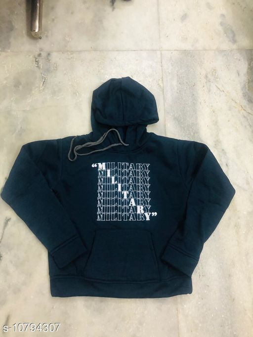 Imported foma huddies/Sweatshirt