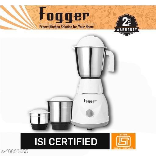 Fogger Dimond 500 Watt Mixer Grinder, 3 Jar
