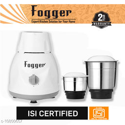 Fogger Dimond 500 Watt Mixer Grinder, 2 Jar