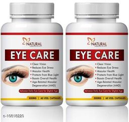 Natural Eye care Suppliment for reduces Vision problem pure (120 No)