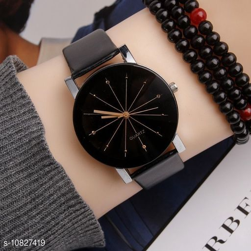 Stylish Casual Watches For Women's