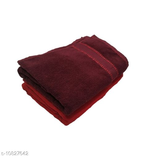 Bath & Beach Towels  Bath & Beach Towels Bath & Beach Towels fabric-cotton pack of 2 size-free  *Dispatch* 2-3 Days Easy Returns Available In Case Of Any Issue  *Sizes Available* Free Size *    Catalog Name:  Bath & Beach Towels CatalogID_1995990 C71-SC1110 Code: 626-10827642-
