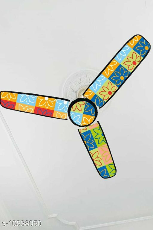 Appliance Covers  Attractive fan Cover  *Material*   *Pattern* Printed  *Pack* Pack of 1  *Sizes Available* Free Size *    Catalog Name: Attractive Fan Cover CatalogID_1998848 C131-SC1624 Code: 413-10838050-