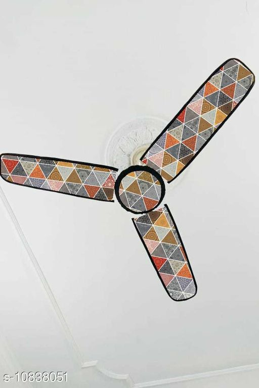 Appliance Covers  Attractive fan Cover  *Material*   *Pattern* Printed  *Pack* Pack of 1  *Sizes Available* Free Size *    Catalog Name: Attractive Fan Cover CatalogID_1998848 C131-SC1624 Code: 413-10838051-