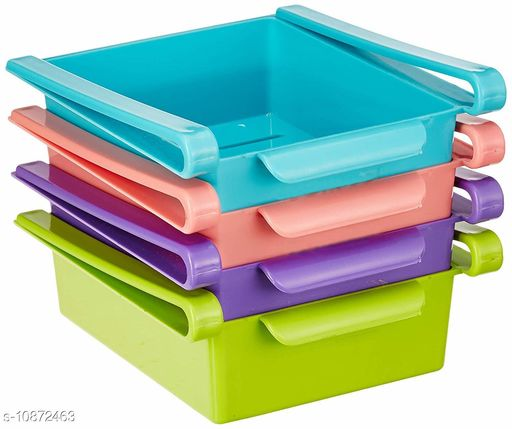 Baking Mould Classic Drawer Organisers  *Material* Plastic  *Pack* Multipack  *Country of Origin* India  *Sizes Available* Free Size *    Catalog Name: Essential Drawer Organisers CatalogID_2007057 C137-SC1600 Code: 544-10872463-