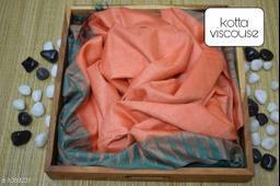 Contemporary Kota Viscose Silk Printed Saree