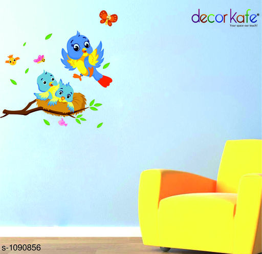 Decorative Stickers Attractive Vinyl Wall Sticker  *Material* Vinyl  *Size* (H X W) -  90 cm X 90 cm  *Description* It Has 1 Piece OF Vinyl Wall Sticker  *Sizes Available* Free Size *   Catalog Rating: ★3.6 (17)  Catalog Name: Free Gift   Vinyl Wall Stickers Vol 4 CatalogID_133829 C127-SC1267 Code: 881-1090856-